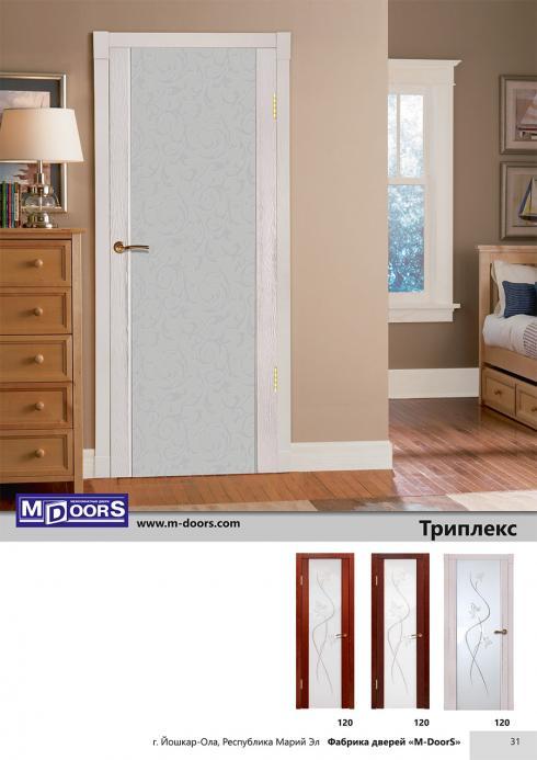M-Doors, Двери из массива сосны
