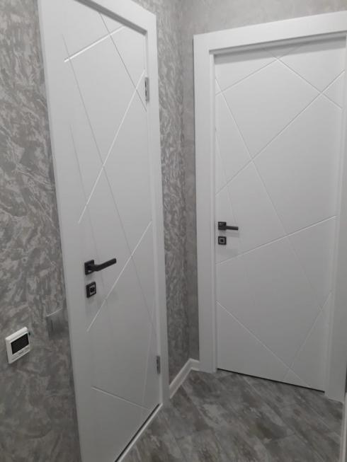Андреевские двери, Современый стиль
