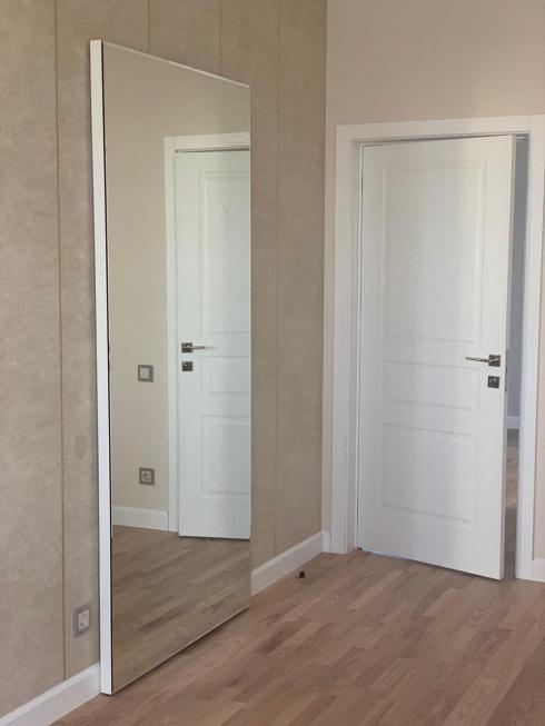 Андреевские двери, Невидимая раздвижная система