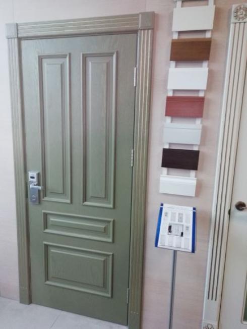 Андреевские двери, гостиничная межкомнатная дверь