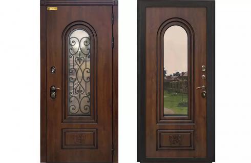 """Фараон, Металлическая дверь в дом """"Палермо"""""""