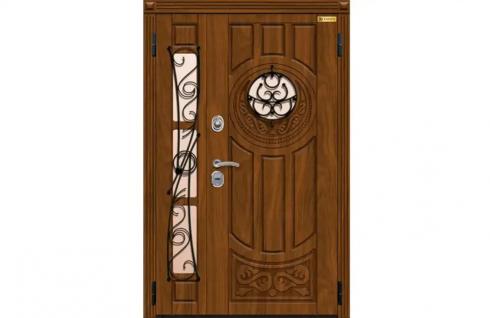 """Фараон, Входная эксклюзивная дверь в дом """"Трио"""""""