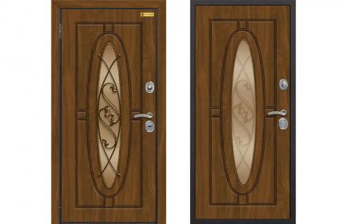 Фараон, Стальная дверь в дом Монарх