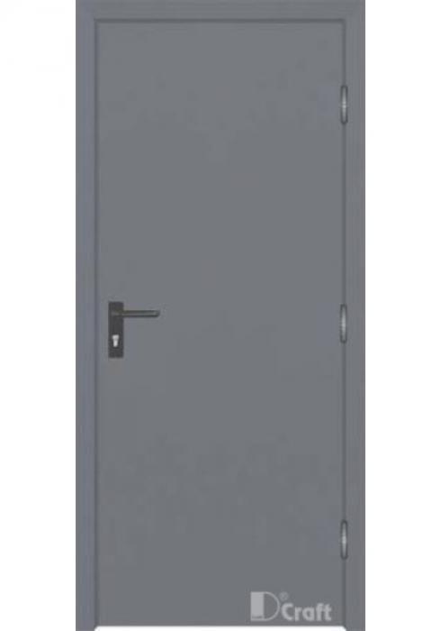 Защитные Конструкции, Деревянная противопожарная дверь DCraft-EI30/32dB