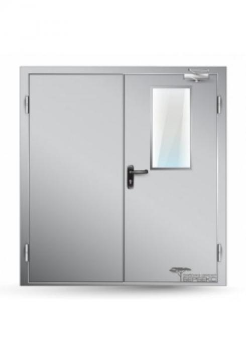 Бербекс, Дверь металлическая противопожарная ДПМ01-02
