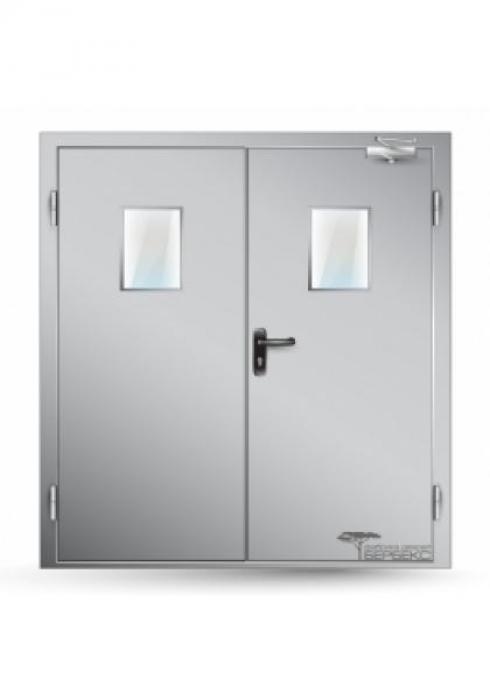 Бербекс, Дверь металлическая противопожарная ДПМ02-02