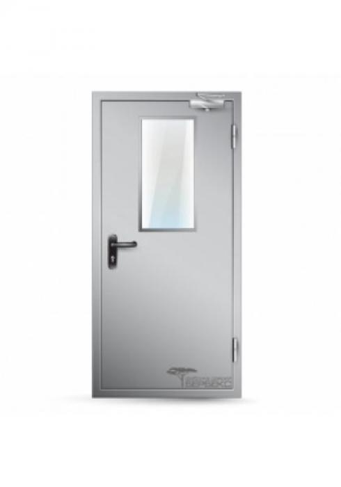 Бербекс, Дверь металлическая противопожарная ДПМО-01