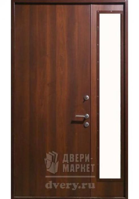 Двери-Маркет, Дверь металлическая тамбурная 16 - внутренняя сторона