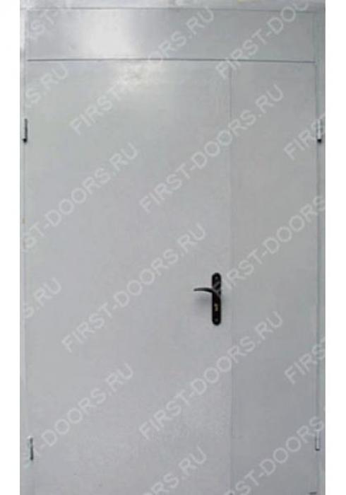 First Doors, Дверь металлическая тамбурная нитроэмаль