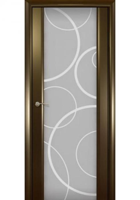 RosDver, Дверь межкомнатная 2095 К Раунд