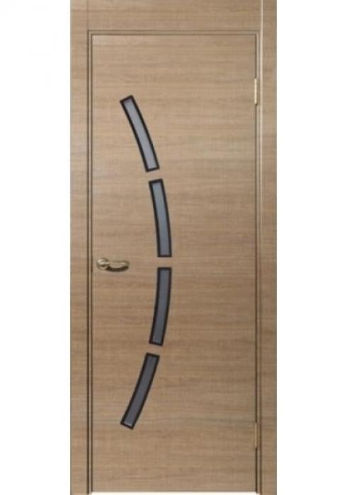 Краснодеревщик, Дверь межкомнатная 424 Дуб Канелла Стекло вклеенное