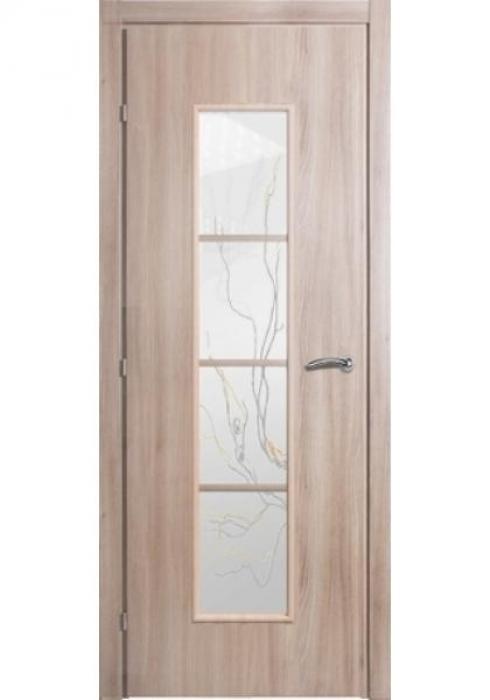 Краснодеревщик, Дверь межкомнатная 50.66 Меди-акация Стекло Лиана