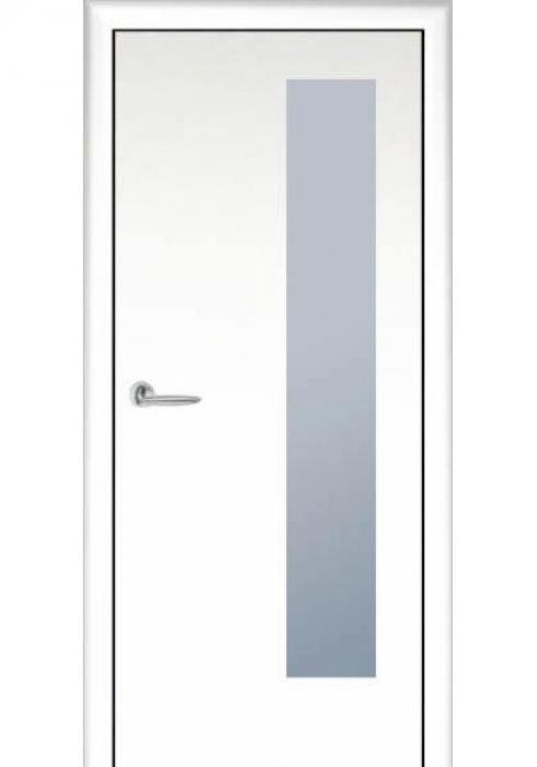 RosDver, Дверь межкомнатная 51 под стекло