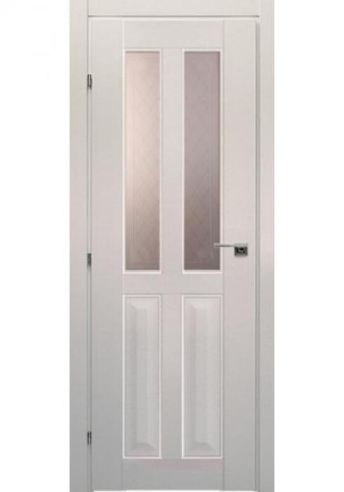 Краснодеревщик, Дверь межкомнатная 63.46 Белый Стекло Пико