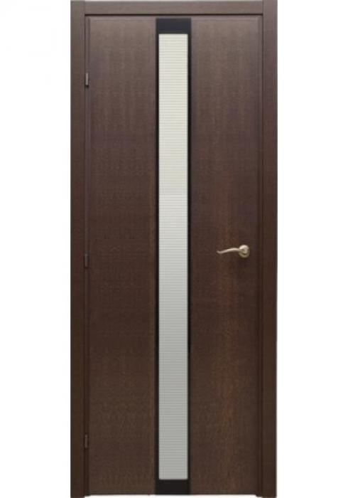Краснодеревщик, Дверь межкомнатная 73.04 Дуб Кофе Вклеенное стекло