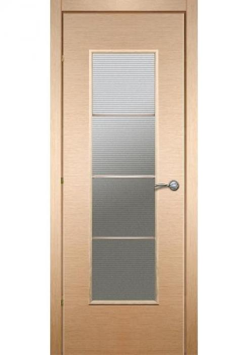 Краснодеревщик, Дверь межкомнатная 914 Отбеленный Дуб Стекло Матовое закаленное
