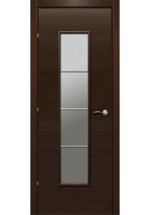 Краснодеревщик, Дверь межкомнатная 966 Венге Стекло Матовое закаленное