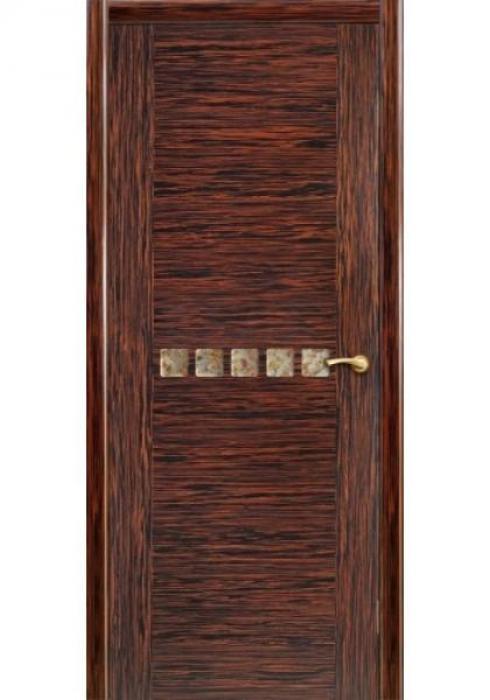 Оникс, Дверь межкомнатная Акцент декоративное остекление