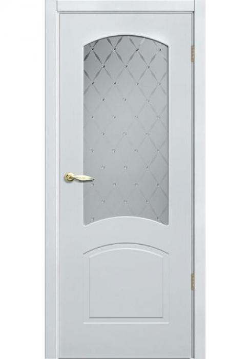 Дверь межкомнатная Арктика 2 ДО, Дверь межкомнатная Арктика 2 ДО
