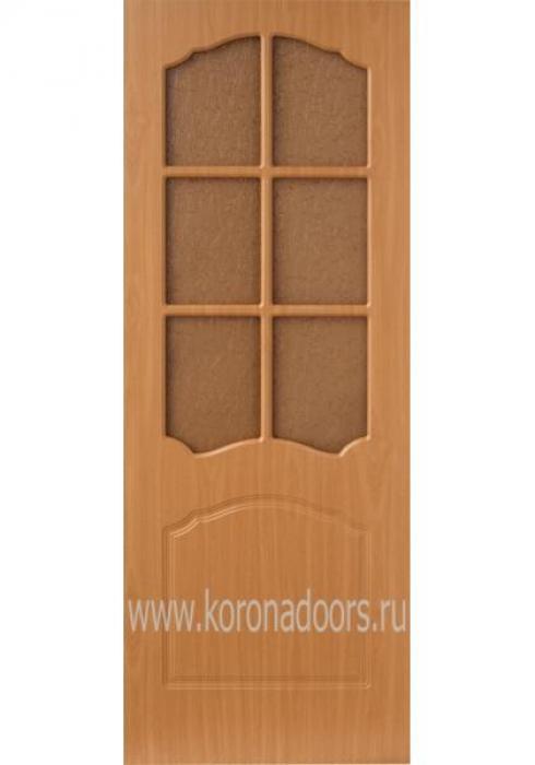 Корона, Дверь межкомнатная Азалия 2 ДО