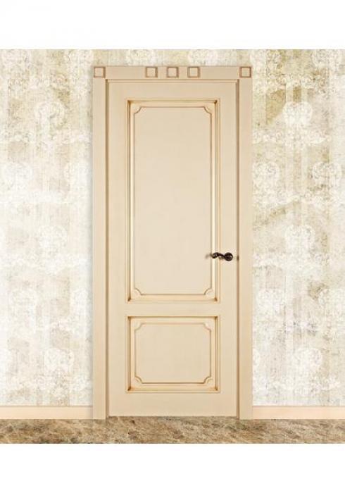 Мастер-Вуд, Дверь межкомнатная Барокко сер. Флоренция
