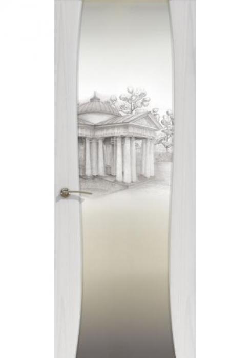 Дверь межкомнатная Буревестник 2 Блюз Океан Дверей, Дверь межкомнатная Буревестник 2 Блюз Океан Дверей