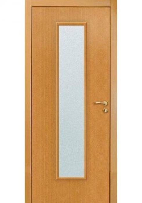 Оникс, Дверь межкомнатная Эконом с остеклением