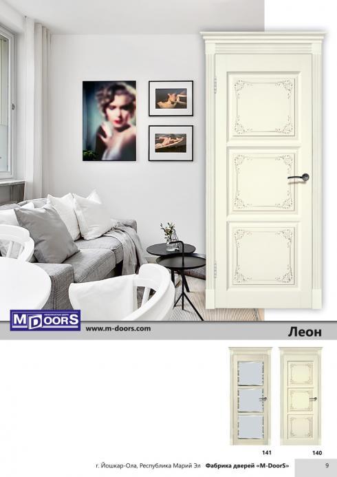 M-Doors, Дверь межкомнатная Фаворит 1 ДО сетка M-Doors