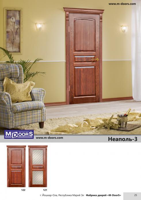 M-Doors, Дверь межкомнатная Фаворит 1 ДО стебли M-Doors
