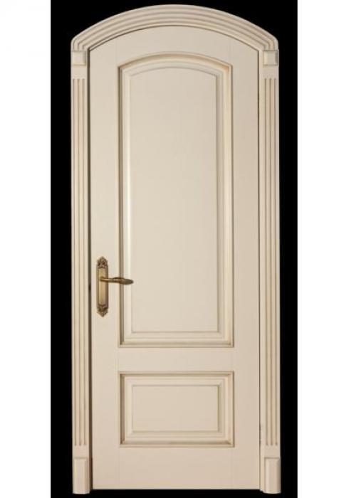 Арболеда, Дверь межкомнатная Фламенко  Ф5ФКР  арочная Арболеда