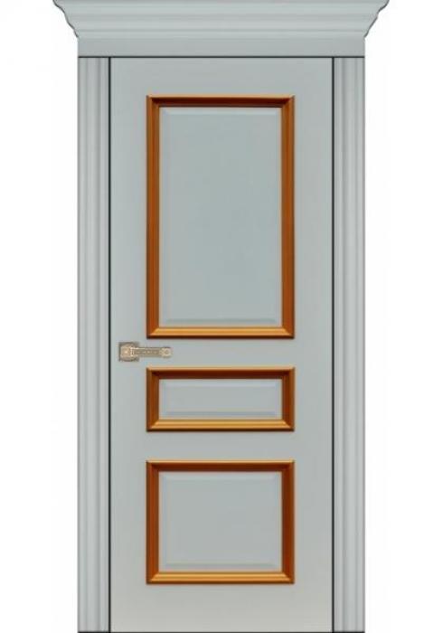 Маркеев, Дверь межкомнатная Франческа белая эмаль