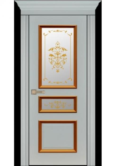 Маркеев, Дверь межкомнатная Франческа золото