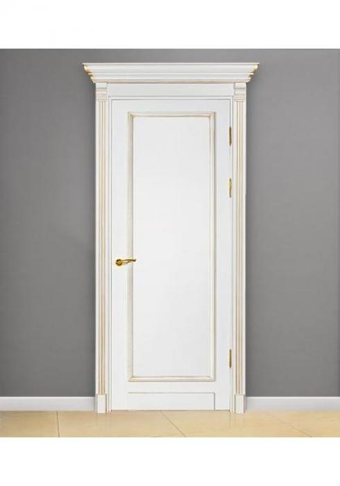 Мастер-Вуд, Дверь межкомнатная Гладкая сер. Флоренция