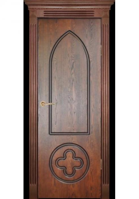 Марийский мебельный комбинат, Дверь межкомнатная Готика 3