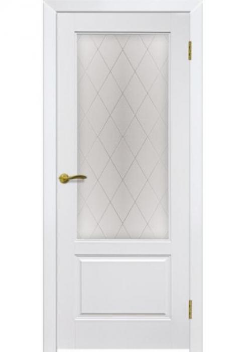 Матадор, Дверь межкомнатная Грация 2 с остеклением