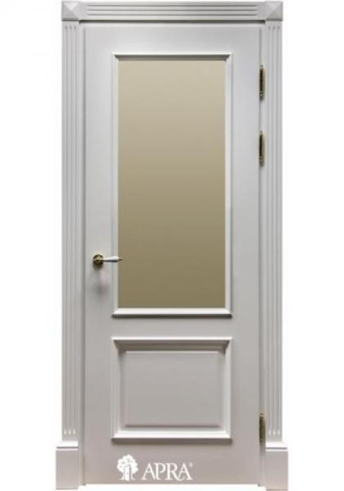 Апра, Дверь межкомнатная Капри 02 АБ Апра