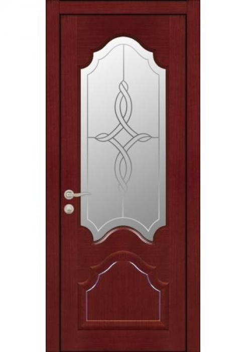 Маркеев, Дверь межкомнатная Кардинал ДО красное дерево