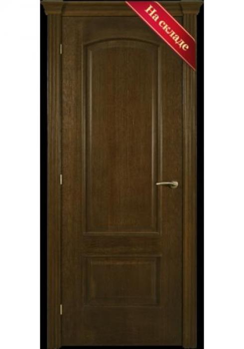 Арболеда, Дверь межкомнатная Кармен 5КР дуб Антик Арболеда