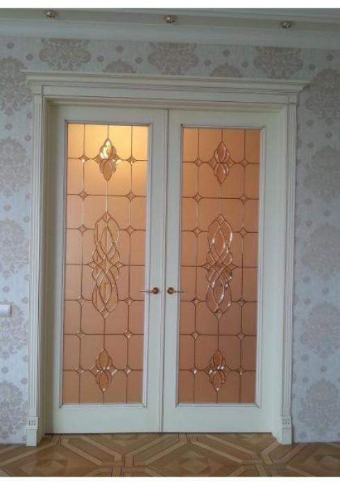 Мобили Порте, Дверь межкомнатная Классика эмаль 1 Мобили Порте