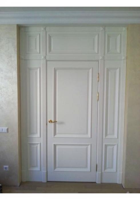 Мобили Порте, Дверь межкомнатная Классика эмаль 10 Мобили Порте