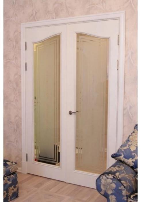 Мобили Порте, Дверь межкомнатная Классика эмаль 11 Мобили Порте