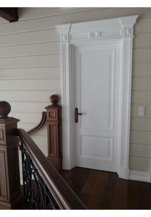 Мобили Порте, Дверь межкомнатная Классика эмаль 18 Мобили Порте