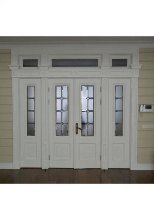 Мобили Порте, Дверь межкомнатная Классика эмаль 19 Мобили Порте