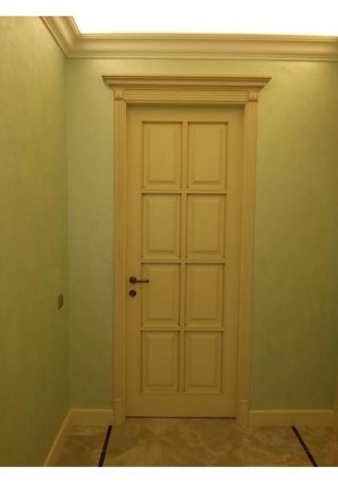Мобили Порте, Дверь межкомнатная Классика эмаль 20 Мобили Порте