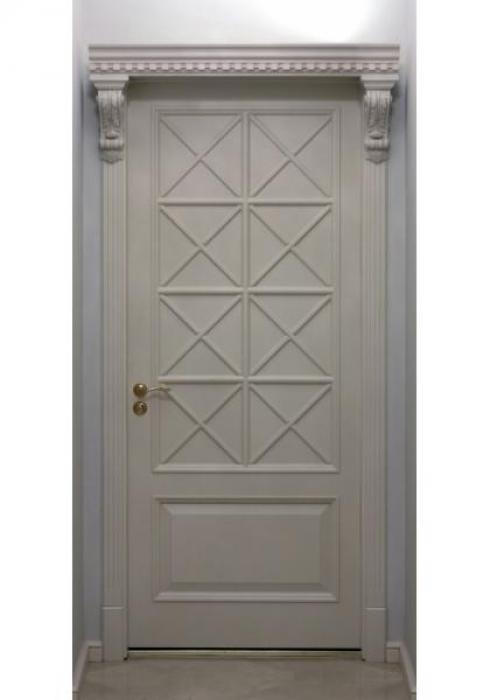 Мобили Порте, Дверь межкомнатная Классика эмаль 22 Мобили Порте