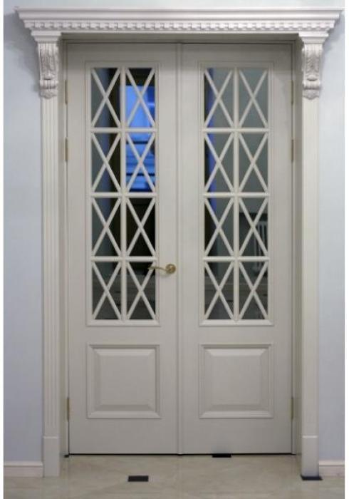 Мобили Порте, Дверь межкомнатная Классика эмаль 23 Мобили Порте
