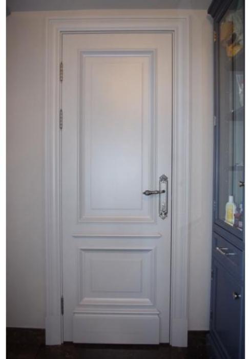 Мобили Порте, Дверь межкомнатная Классика эмаль 33 Мобили Порте