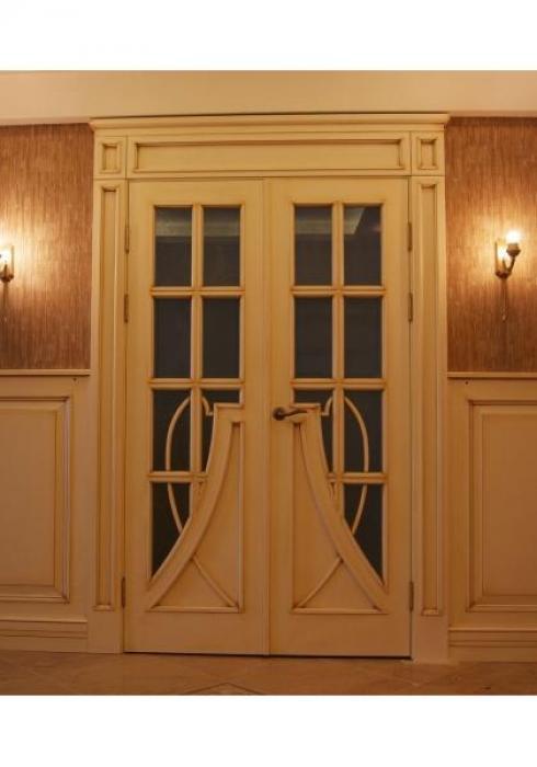 Мобили Порте, Дверь межкомнатная Классика эмаль 6 Мобили Порте