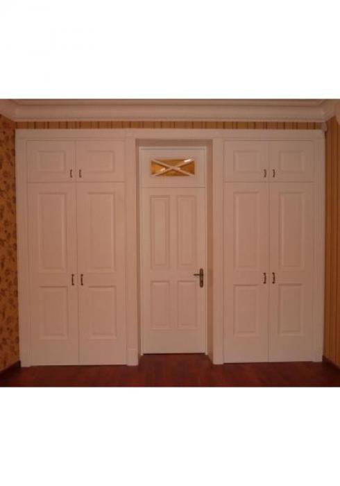 Мобили Порте, Дверь межкомнатная Классика эмаль 8 Мобили Порте