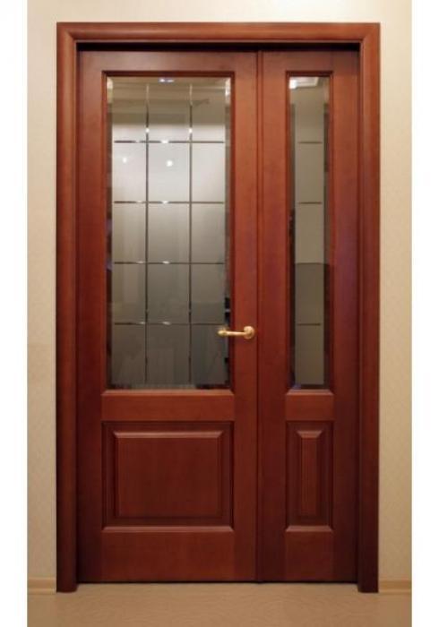 Мобили Порте, Дверь межкомнатная Классика шпон 10 Мобили Порте